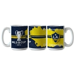 LA Galaxy MLS Cup 2014 Winner Mug