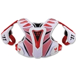 Warrior Rabil Series Hitlyte 13 Shoulder Pads (White)