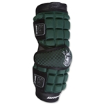 Brine Lopro Superlight Lacrosse Arm Guards (Dark Green)