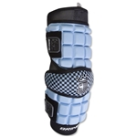 Brine Lopro Superlight Lacrosse Arm Guards (Sky)