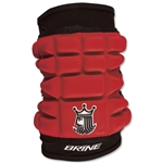 Brine Lopro Superlight Def Arm Pad (Red)