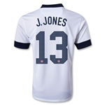 USA 2013 J.JONES Centennial Soccer Jersey