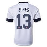 USA 2013 JONES Centennial Soccer Jersey