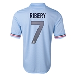France 2013 RIBERY Away Soccer Jersey