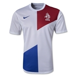 Netherlands 2013 Away Soccer Jersey
