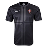 Portugal 2013 Away Soccer Jersey