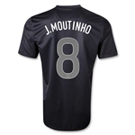 Portugal 2013 J.MOUTINHO Away Soccer Jersey