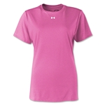 Under Armour Women's Locker T-Shirt (Pink)