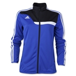 adidas Tiro 13 Women's Training Jacket (Roy/Blk)