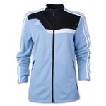 adidas Tiro 13 Women's Training Jacket (Sky)