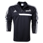 adidas Serevi Tiro 13 Training Top (Black)