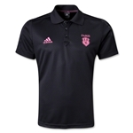 Stade Francais Supporter Polo (Black)