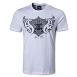 All Blacks Haka Shield T-Shirt (White)