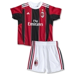 AC Milan Home Baby Kit