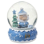 Manchester City 100 mm Snow Globe