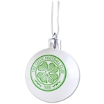 Celtic Plastic Ball Ornament 4 Pack