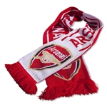 Arsenal Hand and Half Scarf
