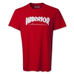 Warrior Winner 50/50 T-Shirt (Red)