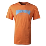 Warrior Athletics 50/50 T-Shirt (Orange)