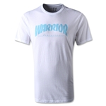 Warrior Athletics 50/50 T-Shirt (White)