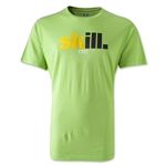 Warrior Skill 50/50 T-Shirt (Green)