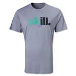 Warrior Skill 50/50 T-Shirt (Gray)