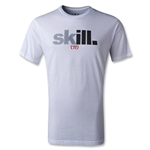 Warrior Skill 50/50 T-Shirt (White)