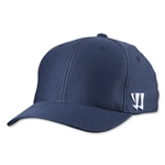 Warrior New Logo Flex Cap (Navy)
