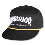Warrior Athletics Gorra de Futbol (negra)
