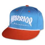 Warrior Athletics Gorra de Futbol (zafiro)