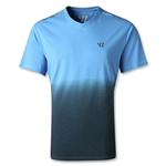 Warrior 50/50 Fade V-Neck T-Shirt (Royal)
