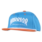 Warrior Thrashed Youth Cap (Royal)
