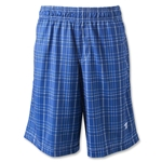 Warrior Caddi Shac Youth Shorts (Royal/Black)