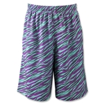 Warrior Brobaz Youth Shorts (Purple)