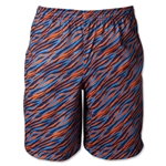 Warrior Brobaz Youth Shorts (Roy/Orange)