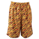 Warrior Brobaz Youth Shorts (Yellow)