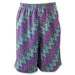 Warrior Youth Charlie Brown Short (Purple)