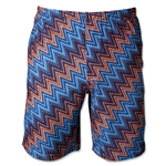 Warrior Youth Charlie Brown Short (Roy/Orange)