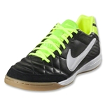 Nike Tiempo Mystic IV IC (Black/Electric Green/White)