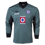 Cruz Azul 12/13 LS Goalkeeper Jersey