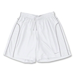 Nike Brasilia III Game Soccer Shorts (White)