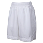 Nike Rio II Game Soccer Shorts (White)