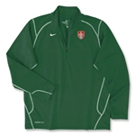 StandUp Nike 1/4 Zip Thermal Top (Green)