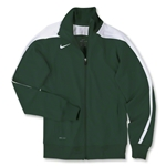 Nike Women's Mystifi Training Jacket (Dark Green)