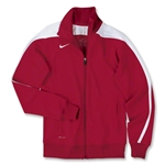 Nike Women's Mystifi Training Jacket (Red)