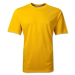 Nike Legend Poly Top (Gold)