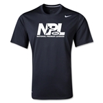 US Club Soccer NPL Poly Top (Black)