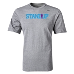 StandUp Nike Legend Poly Top (Gray)