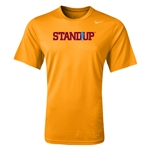 StandUp Nike Legend Poly Top (Orange)
