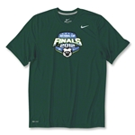 US Club Soccer Final Poly Top (Dark Green)